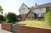 semi detached home in Church Close, Clipston...