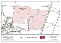 Land for sale in Land At Londonthorpe...