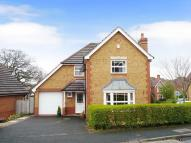 Detached property in Bitterley Close, Ludlow...