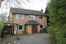 Detached house in Poyner Road, Ludlow...
