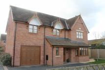 4 bed Detached house for sale in Burway Close...