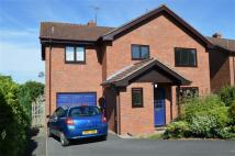 4 bedroom Detached home in Charlton Rise, Ludlow
