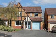 Detached property in Ballard Close, Ludlow