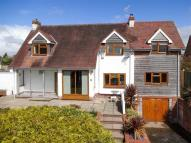 4 bed Detached house in Bromley Road, Ludlow