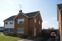 Oak Close semi detached house for sale