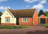 Detached Bungalow for sale in PLOT 11 THE DRAYCOTT...