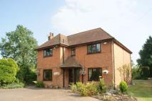 Detached house in Harvington Lane, Evesham