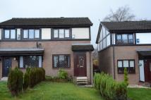 semi detached house in 37 Millview, Barrhead...
