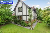 Detached property for sale in 4 Lodge Gardens...