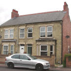 3 bed semi detached house in Norwich Road, Wisbech...