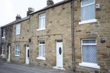 Terraced house in Dixon Street, Brotton.