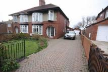 semi detached home for sale in Cliff Road, Staithes