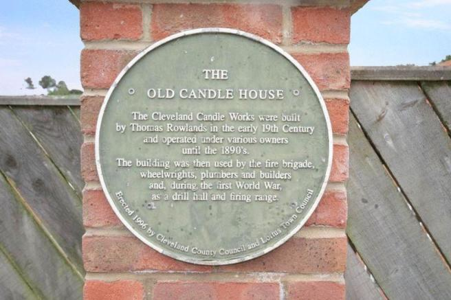 The Old Candle...