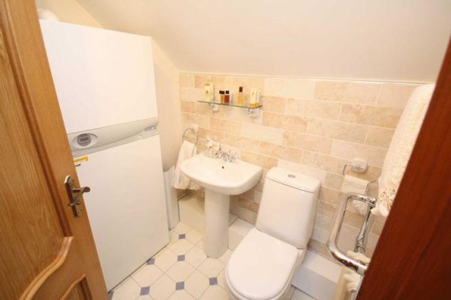 First Floor WC