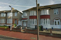 Terraced house to rent in Sandringham Road, Barking