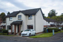 semi detached home in 9 Castle Drive, Airth...
