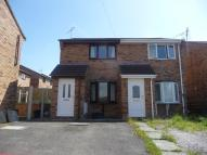 2 bed semi detached property to rent in Farm Road, Buckley, CH7