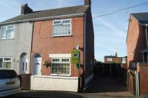 semi detached home for sale in Padeswood Road, Buckley...