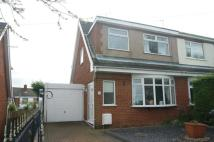 semi detached property to rent in Lon Goed, Holway...