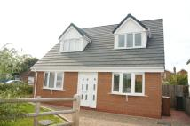 3 bedroom Detached house in Wood Lane, Hawarden...