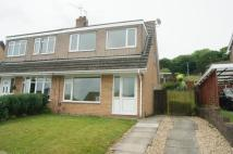 3 bed semi detached home in Ffordd Pentre, Carmel...