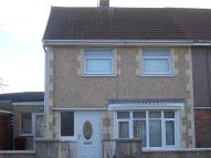 semi detached home for sale in 47 Bwlch Crescent, Neath...