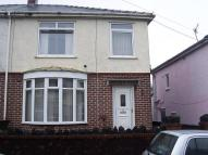 3 bedroom semi detached home for sale in 8 Lewis Road   Crynant...