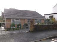 Detached Bungalow to rent in 6A Penyard Road, Neath...