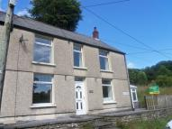 3 bed semi detached home in 2 Bryn Awel, Crynant...