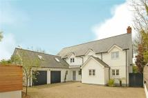 5 bedroom Detached house for sale in Tidcombe Lane, Tiverton...