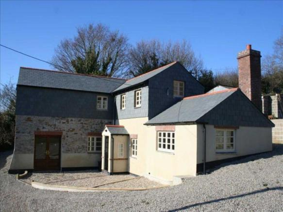7 Bedroom Detached House For Sale In Calstock Cornwall
