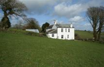 4 bed Detached property for sale in St Cleer, Liskeard...