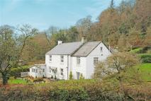 4 bed Detached home in Sydenham, Lewdown, Devon...