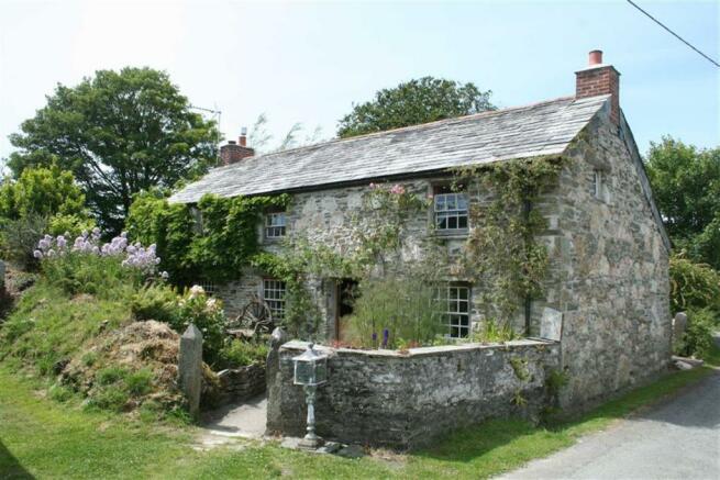 3 Bedroom Detached House For Sale In Trelash Launceston