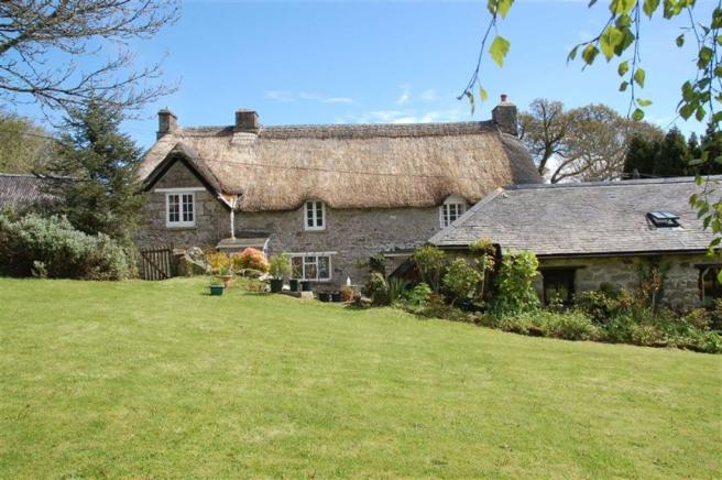 5 Bedroom Detached House For Sale In Buckland In The Moor