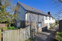 semi detached house for sale in Grade II listed cottage...