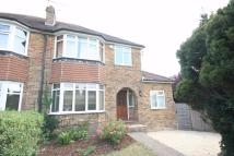 3 bedroom semi detached house in Monument Lane...