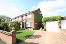 End of Terrace house for sale in Skylark Road, Denham...