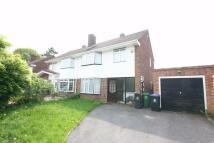 3 bedroom semi detached property to rent in Vine Road, Stoke Poges...