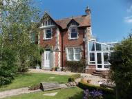 Detached house for sale in Sidbury, Sidmouth, Devon...