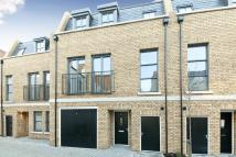 Town House in Parsons Gate Mews...