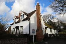 Detached house for sale in Rose Cottage, Pye Corner...