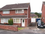 2 bedroom semi detached property to rent in Mountain Close, Hope...