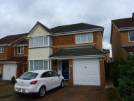 Detached home in Shillgate Way, Taverham...