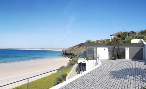 5 Bedroom House For Sale In Beach Road Carbis Bay St