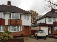 3 bedroom semi detached property in Ancaster Crescent...