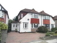 semi detached property to rent in Turner Road, New Malden