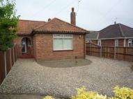 2 bedroom Bungalow to rent in Cannerby Lane Sprowston...