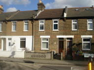 Terraced house in Chadwell Heath Lane...