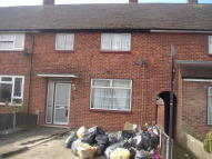 Terraced house in Edenhall Road...